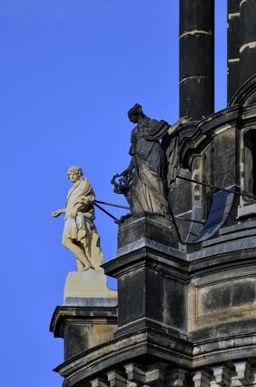 Skulpturen Dresden