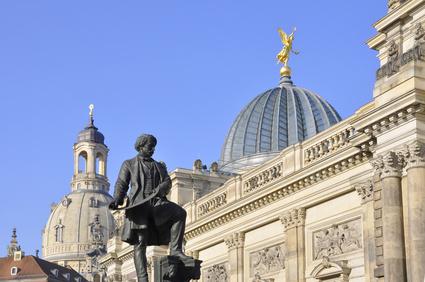 Brühlsche Terrasse, Festung Dresden, Balkon Europas