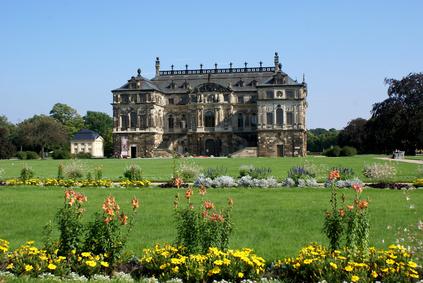 Parkanlagen Dresden